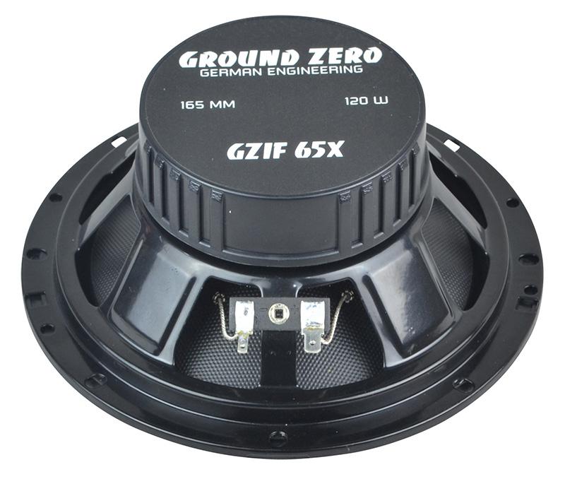 Ground Zero GZIF 52X 5,25 coax 70110W Iridium treveis