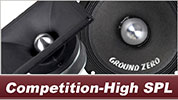 Competition - High SPL